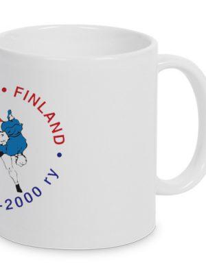 Muki Sambo-2000 logolla
