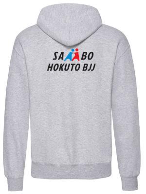 Huppari, lasten — Sambo Hokuto BJJ