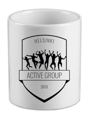 Muki ActiveGroup logolla