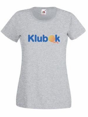 T-paita, naisten — Klubok