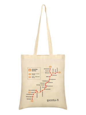 Kangaskassi Gazeta • fi / Helsingin metro